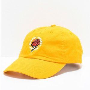 Halsey Yellow Women's Baseball Cap